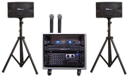Cho thuê dàn âm thanh karaoke  3