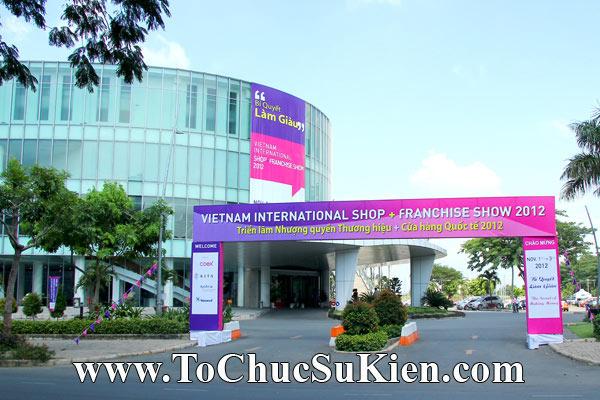 Triển lãm Nhượng quyền thương hiệu và Cửa hàng quốc tế 2012 lần thứ 4 - 01