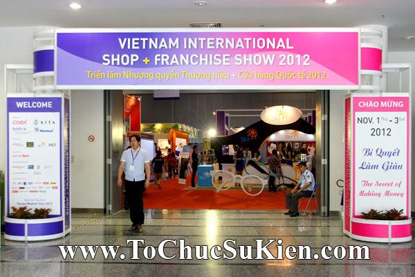 Triển lãm Nhượng quyền thương hiệu và Cửa hàng quốc tế 2012 lần thứ 4 - 03