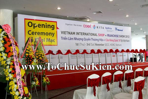 Triển lãm Nhượng quyền thương hiệu và Cửa hàng quốc tế 2012 lần thứ 4 - 04