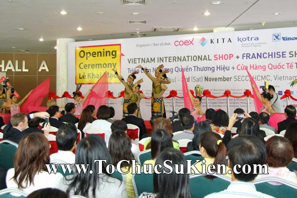 Triển lãm Nhượng quyền thương hiệu và Cửa hàng quốc tế 2012 lần thứ 4 - 09