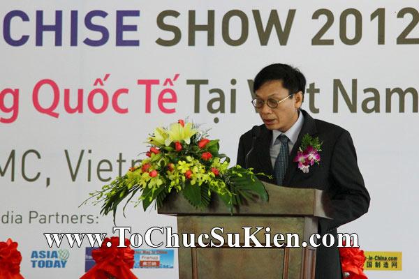 Triển lãm Nhượng quyền thương hiệu và Cửa hàng quốc tế 2012 lần thứ 4 - 10
