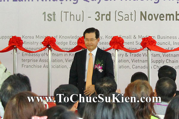 Triển lãm Nhượng quyền thương hiệu và Cửa hàng quốc tế 2012 lần thứ 4 - 11