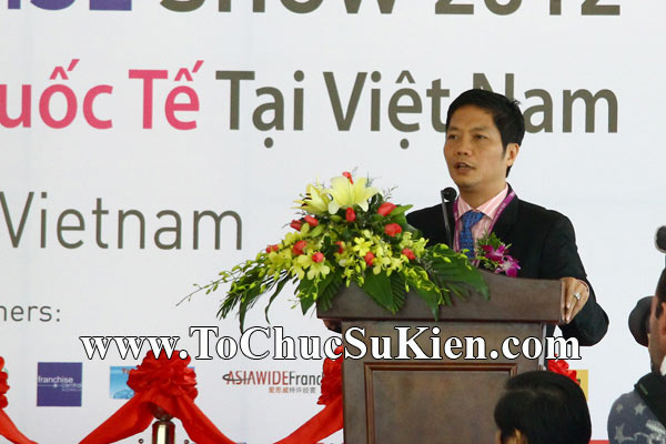 Triển lãm Nhượng quyền thương hiệu và Cửa hàng quốc tế 2012 lần thứ 4 - 17