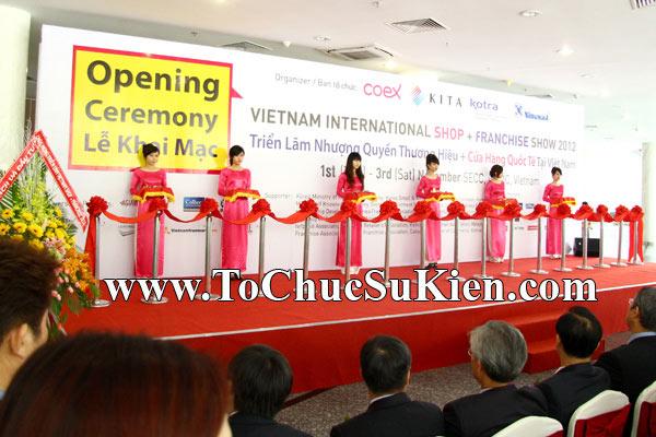 Triển lãm Nhượng quyền thương hiệu và Cửa hàng quốc tế 2012 lần thứ 4
