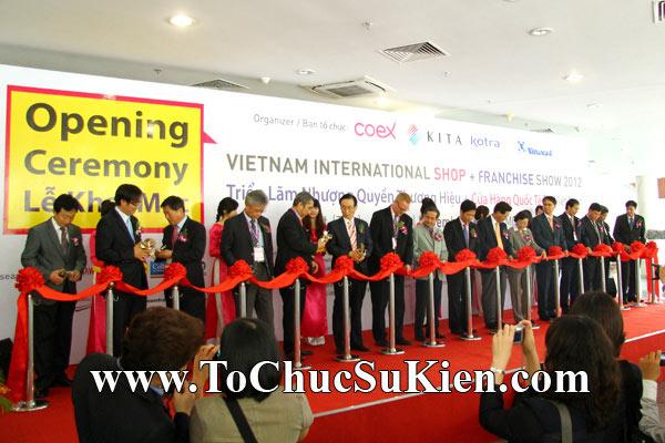 Triển lãm Nhượng quyền thương hiệu và Cửa hàng quốc tế 2012 lần thứ 4 - 20