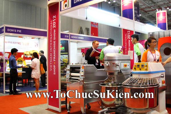 Triển lãm Nhượng quyền thương hiệu và Cửa hàng quốc tế 2012 lần thứ 4 - 28