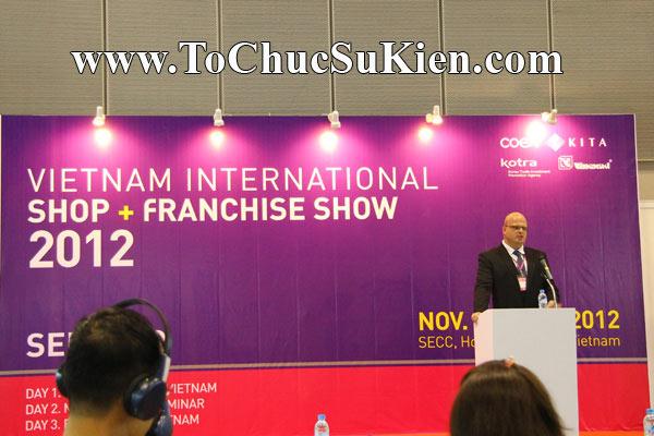 Triển lãm Nhượng quyền thương hiệu và Cửa hàng quốc tế 2012 lần thứ 4 - 30