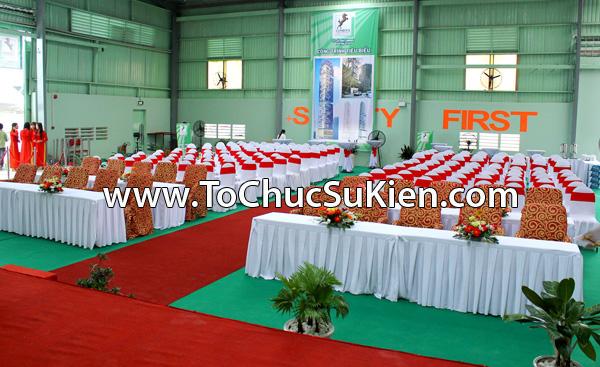Tổ chức sự kiện Lễ khánh thành nhà máy bê tông Conrock tại KCN Hiệp Phước - Nhà Bè - 05
