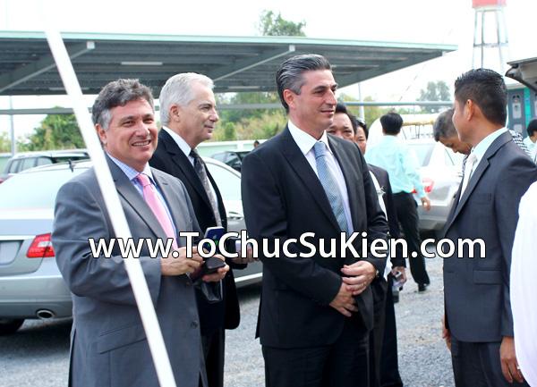Tổ chức sự kiện Lễ khánh thành nhà máy bê tông Conrock tại KCN Hiệp Phước - Nhà Bè - 07