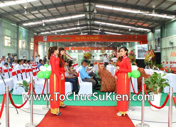 Tổ chức sự kiện Lễ khánh thành nhà máy bê tông Conrock tại KCN Hiệp Phước - Nhà Bè - 12