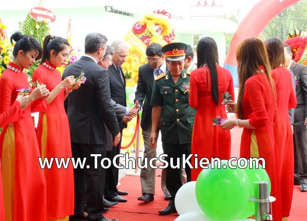 Tổ chức sự kiện Lễ khánh thành nhà máy bê tông Conrock tại KCN Hiệp Phước - Nhà Bè - 14