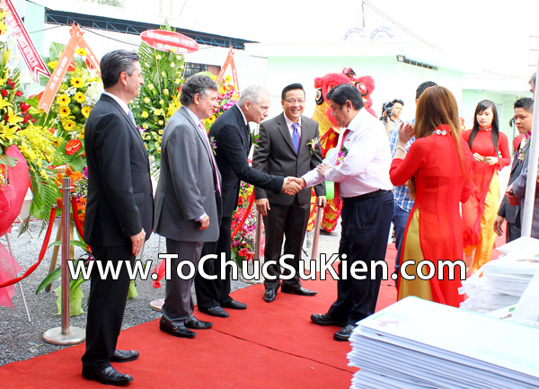 Tổ chức sự kiện Lễ khánh thành nhà máy bê tông Conrock tại KCN Hiệp Phước - Nhà Bè - 15