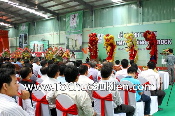 Tổ chức sự kiện Lễ khánh thành nhà máy bê tông Conrock tại KCN Hiệp Phước - Nhà Bè - 19