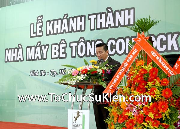 Tổ chức sự kiện Lễ khánh thành nhà máy bê tông Conrock tại KCN Hiệp Phước - Nhà Bè - 26
