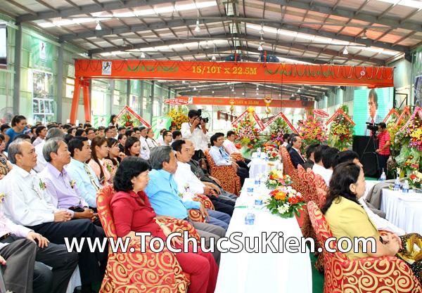 Tổ chức sự kiện Lễ khánh thành nhà máy bê tông Conrock tại KCN Hiệp Phước - Nhà Bè - 29