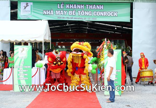 Tổ chức sự kiện Lễ khánh thành nhà máy bê tông Conrock tại KCN Hiệp Phước - Nhà Bè - 36