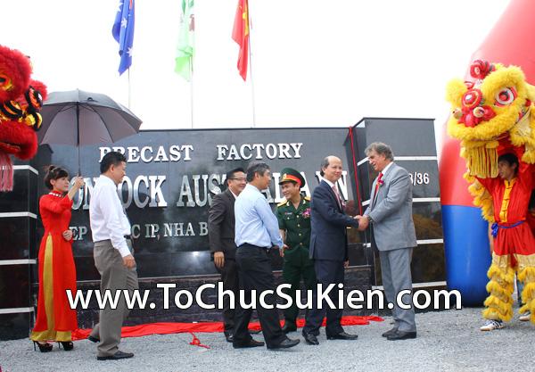 Tổ chức sự kiện Lễ khánh thành nhà máy bê tông Conrock tại KCN Hiệp Phước - Nhà Bè - 41