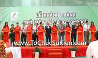 Tổ chức sự kiện Lễ khánh thành nhà máy bê tông Conrock tại KCN Hiệp Phước - Nhà Bè
