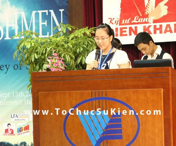 Tổ chức sự kiện Talkshow