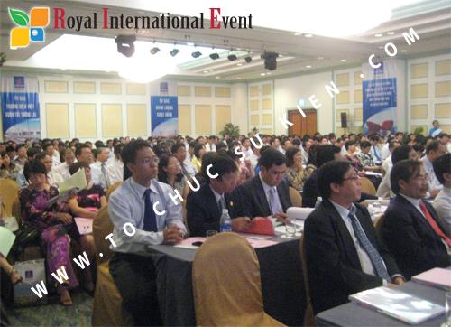 Cho thuê, cung cấp thiết bị sự kiện, nhân sự cho sự kiện -  Đại Hội Cổ Đông của Tổng Công Ty Khí Việt Nam 19