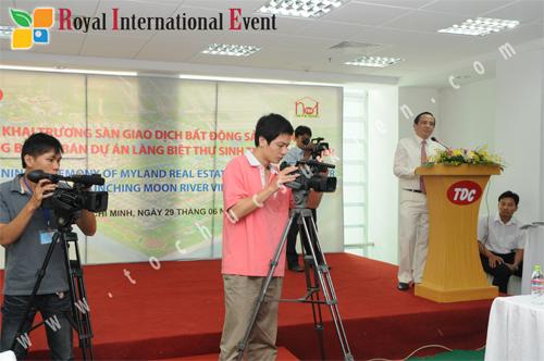 Tổ chức sự kiện Hoàng Gia - Quay phim, chụp hình sự kiện chuyên nghiệp 7