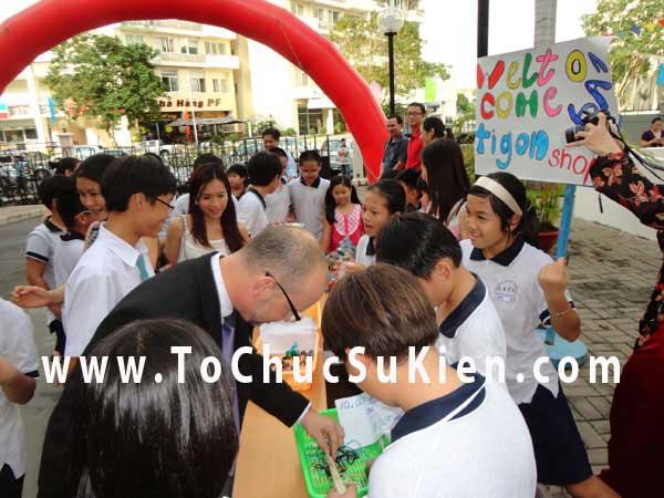 Tổ chức sự kiện Lễ kỷ niệm 5 năm ngày thành lập trường THCS - THPT Đinh Thiện Lý - 06