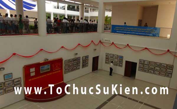 Tổ chức sự kiện Lễ kỷ niệm 5 năm ngày thành lập trường THCS - THPT Đinh Thiện Lý - 07
