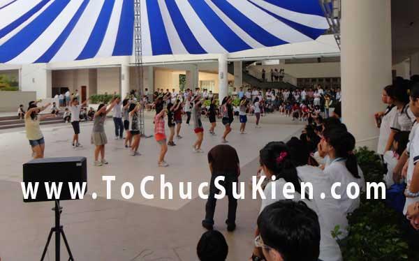 Tổ chức sự kiện Lễ kỷ niệm 5 năm ngày thành lập trường THCS - THPT Đinh Thiện Lý - 08