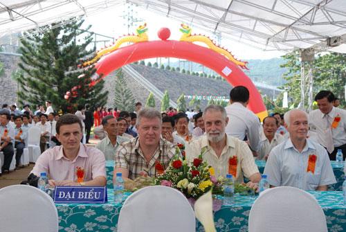 Sự kiện Lễ đón nhận huân chương lao  động và kỷ niệm 15 năm vận hành Nhà máy thủy điện Thác Mơ - Tỉnh Bình  Phước 14
