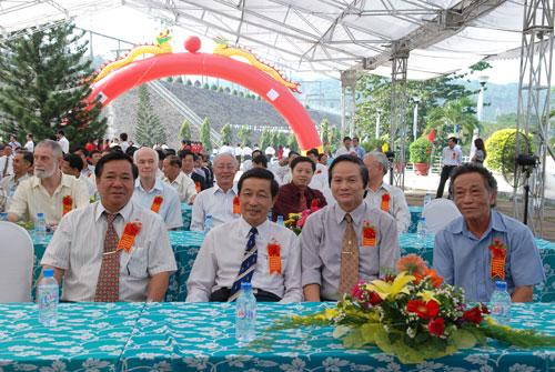 Sự kiện Lễ đón nhận huân chương lao  động và kỷ niệm 15 năm vận hành Nhà máy thủy điện Thác Mơ - Tỉnh Bình  Phước 15