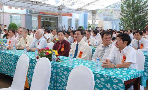 Sự kiện Lễ đón nhận huân chương lao  động và kỷ niệm 15 năm vận hành Nhà máy thủy điện Thác Mơ - Tỉnh Bình  Phước 17