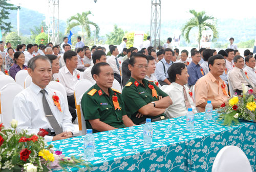 Sự kiện Lễ đón nhận huân chương lao  động và kỷ niệm 15 năm vận hành Nhà máy thủy điện Thác Mơ - Tỉnh Bình  Phước 18