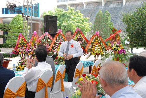 Sự kiện Lễ đón nhận huân chương lao  động và kỷ niệm 15 năm vận hành Nhà máy thủy điện Thác Mơ - Tỉnh Bình  Phước 21