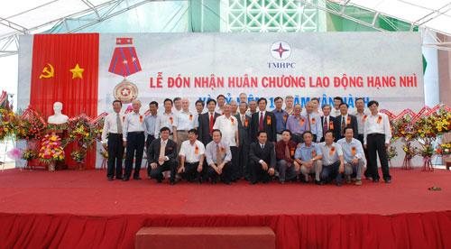 Sự kiện Lễ đón nhận huân chương lao  động và kỷ niệm 15 năm vận hành Nhà máy thủy điện Thác Mơ - Tỉnh Bình  Phước 28