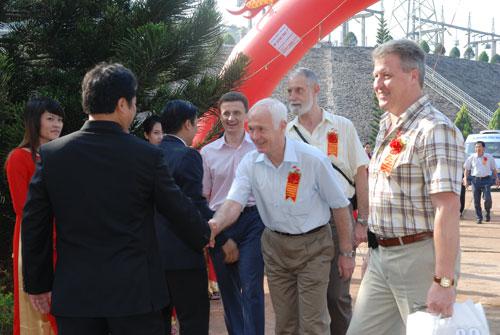 Sự kiện Lễ đón nhận huân chương lao  động và kỷ niệm 15 năm vận hành Nhà máy thủy điện Thác Mơ - Tỉnh Bình  Phước 4