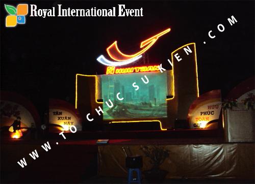 Tổ chức sự kiện Lễ  Tổng Kết năm 2010 và chào đón năm mới 2011 của công ty Cổ Phần Hữu Toàn 10
