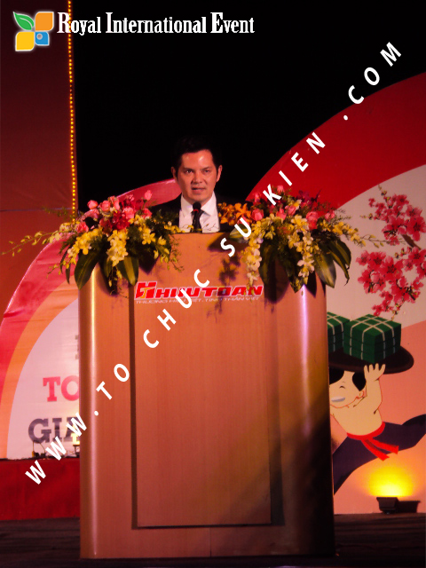 Tổ chức sự kiện Lễ  Tổng Kết năm 2010 và chào đón năm mới 2011 của công ty Cổ Phần Hữu Toàn 11