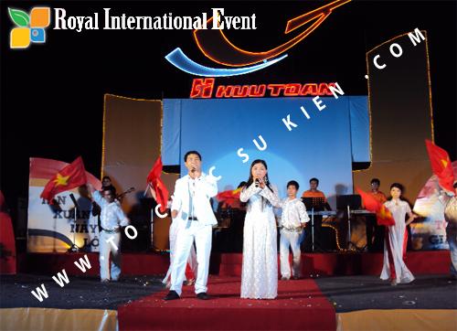 Tổ chức sự kiện Lễ  Tổng Kết năm 2010 và chào đón năm mới 2011 của công ty Cổ Phần Hữu Toàn 30