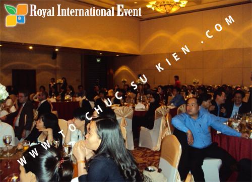 Tổ chức sự kiện Lễ Sales Top Performer Award 2010 của công ty Dược Phẩm IPSEN PHARMA 4
