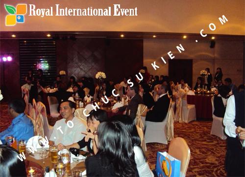 Tổ chức sự kiện Lễ Sales Top Performer Award 2010 của công ty Dược Phẩm IPSEN PHARMA 5