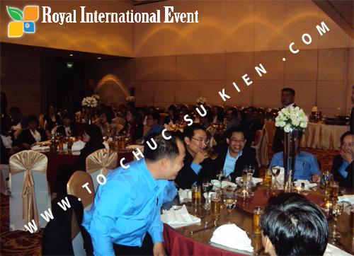 Tổ chức sự kiện Lễ Sales Top Performer Award 2010 của công ty Dược Phẩm IPSEN PHARMA 6