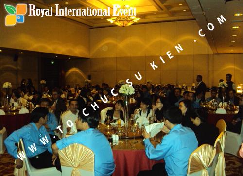 Tổ chức sự kiện Lễ Sales Top Performer Award 2010 của công ty Dược Phẩm IPSEN PHARMA 7