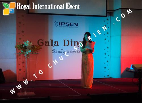 Tổ chức sự kiện Lễ Sales Top Performer Award 2010 của công ty Dược Phẩm IPSEN PHARMA 9