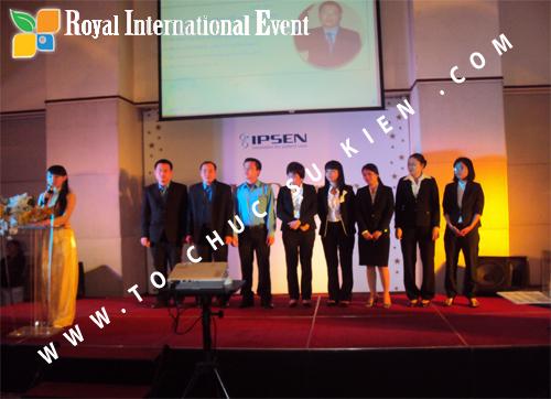 Tổ chức sự kiện Lễ Sales Top Performer Award 2010 của công ty Dược Phẩm IPSEN PHARMA 10