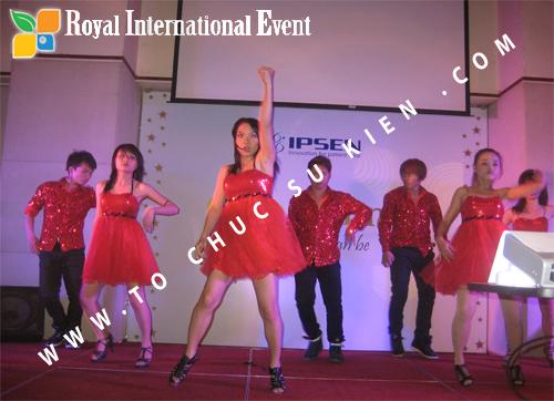 Tổ chức sự kiện Lễ Sales Top Performer Award 2010 của công ty Dược Phẩm IPSEN PHARMA 14