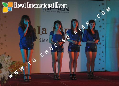 Tổ chức sự kiện Lễ Sales Top Performer Award 2010 của công ty Dược Phẩm IPSEN PHARMA 15