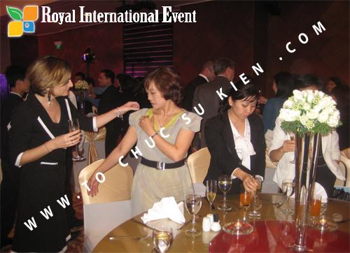 Tổ chức sự kiện Lễ Sales Top Performer Award 2010 của công ty Dược Phẩm IPSEN PHARMA 18