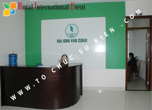 Tổ chức sự kiện Lễ Khởi Công Khu Công Nghiệp Đông Nam 2