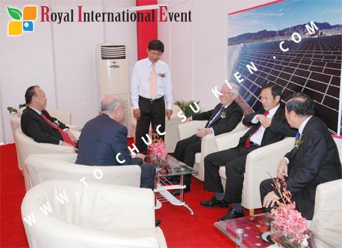 Tổ chức sự kiện Lễ Khởi Công Khu Công Nghiệp Đông Nam 9